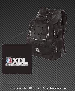 XDL Embroidered OGIO - Bounty Hunter Bag Design Zoom