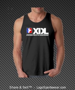 Mens XDL Beater Top Design Zoom